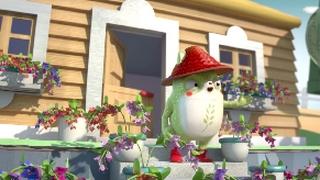 เมสซี่ตะลุยโอคิโด ตอน ดอกไม้แบ่งบาน