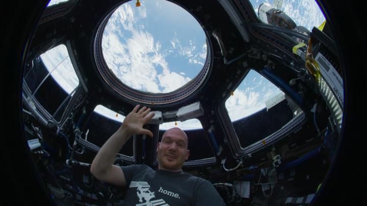 ช้างทีวี ตอน นักบินอวกาศ
